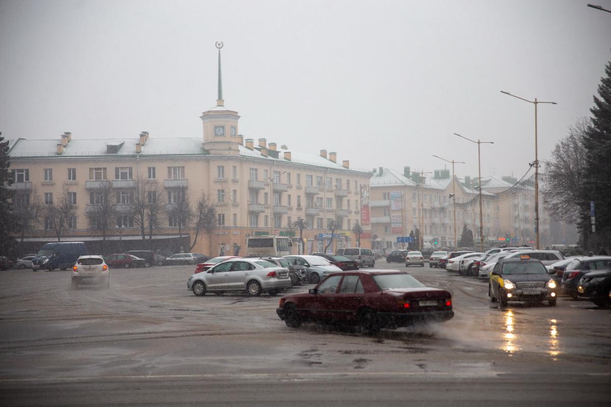 Площадь Ленина. Фото: Андрей БОЛКО