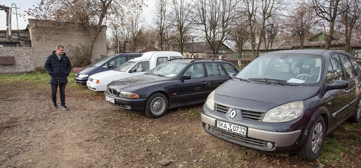 «Из США берут только битые». Три истории белорусов, которые пригнали машины из-за границы