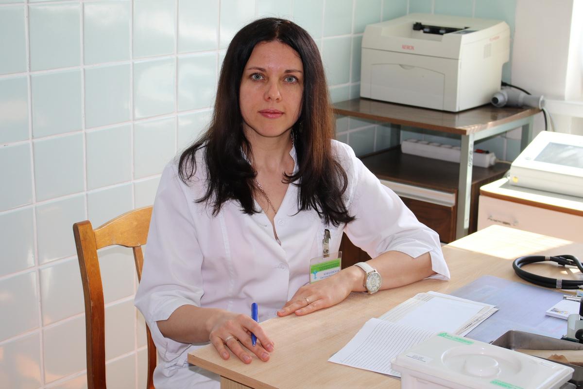 Светлана Ковалевская. Фото: Александр ЧЕРНЫЙ