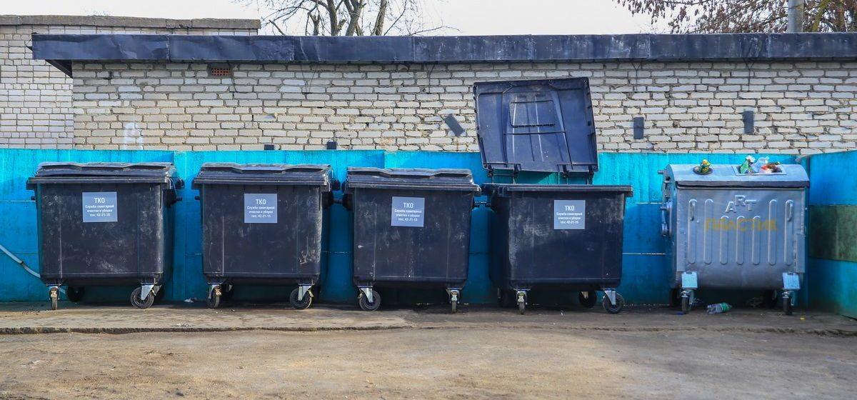На модернизацию комплекса сортировки мусора в Барановичах потратят около 15 млн рублей
