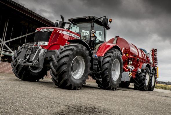 Запчасти Massey Ferguson для сельскохозяйственного оборудования