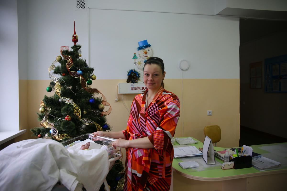 Екатерина Волосюк стала мамой во второй раз. Фото: Татьяна МАЛЕЖ