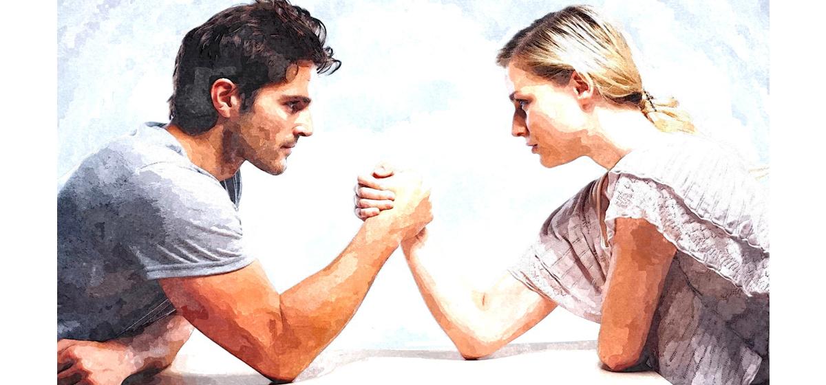 Отношения. Устала конкурировать с супругом, пытаясь быть лучшей везде – даже в постели. Как остановить эту гонку?
