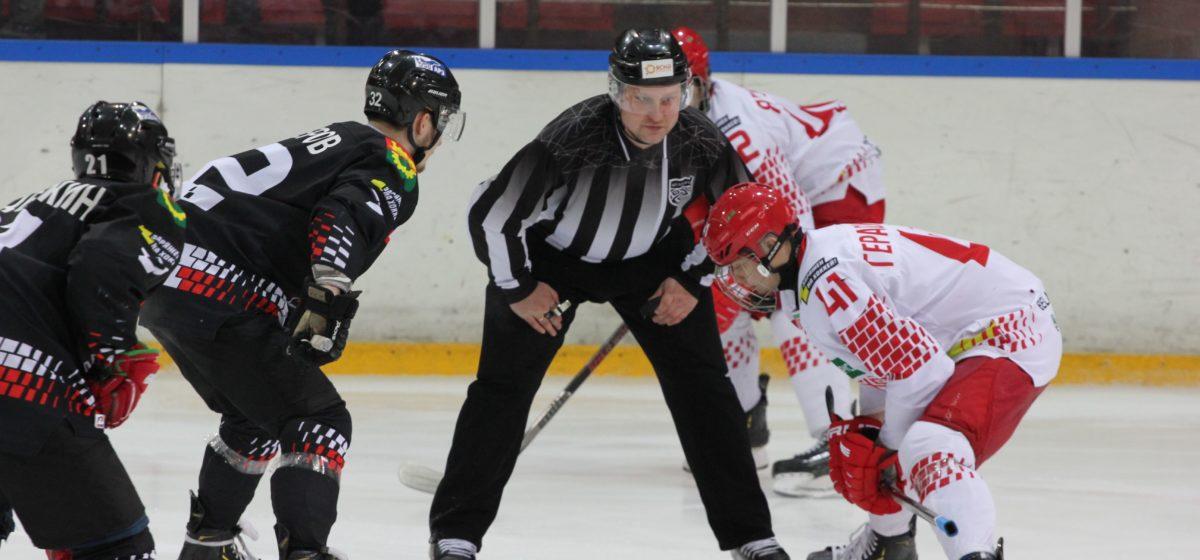 «Авиаторы» стояли стеной на домашнем льду против юниорской сборной. Кто победил в Барановичах?