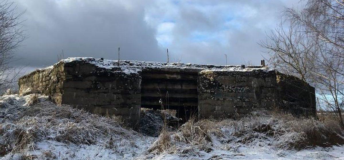 Артиллерийское укрепление у деревни Русино. Фото: Виктор БОРИСЕВИЧ