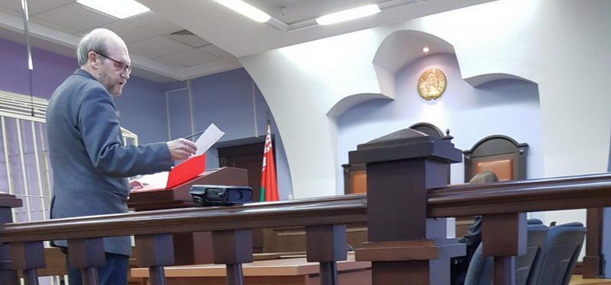 Общая сумма штрафа — 34,5 тысячи рублей. Продолжаются суды над участниками акций против интеграции