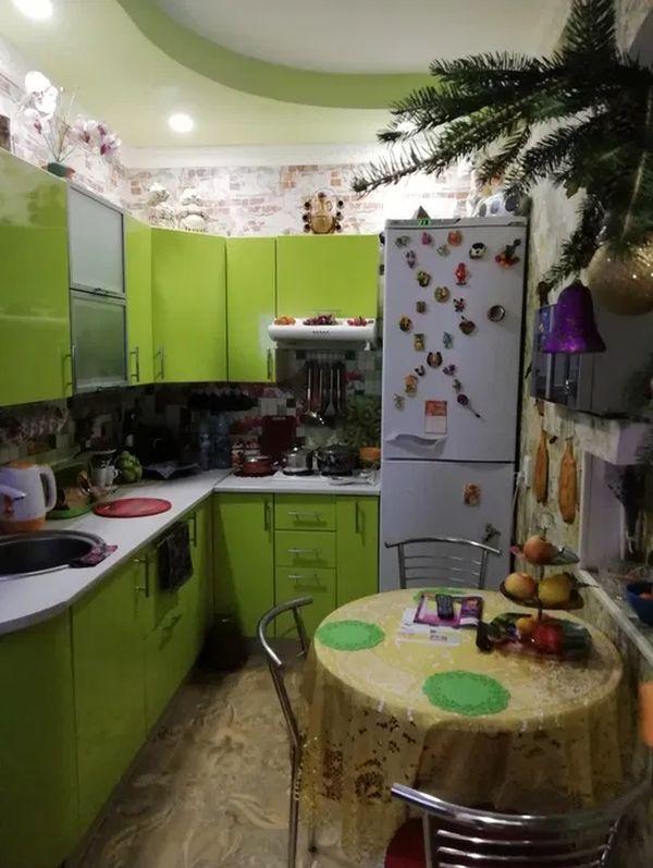 Квартира с ремонтом в городе Белая Церковь стоимостью 18000 долларов. Фото: