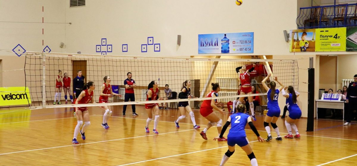 Волейболистки «Атланта-БарГУ» выиграли домашний тур чемпионата страны