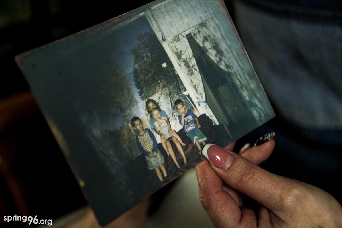 В семье Костевых четверо детей: Анна и три брата, двое из которых 10 января были приговорены к смертной казни. Фото: spring96.org