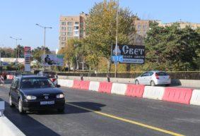 В Барановичах в третий раз перекроют путепровод на улице Ленина