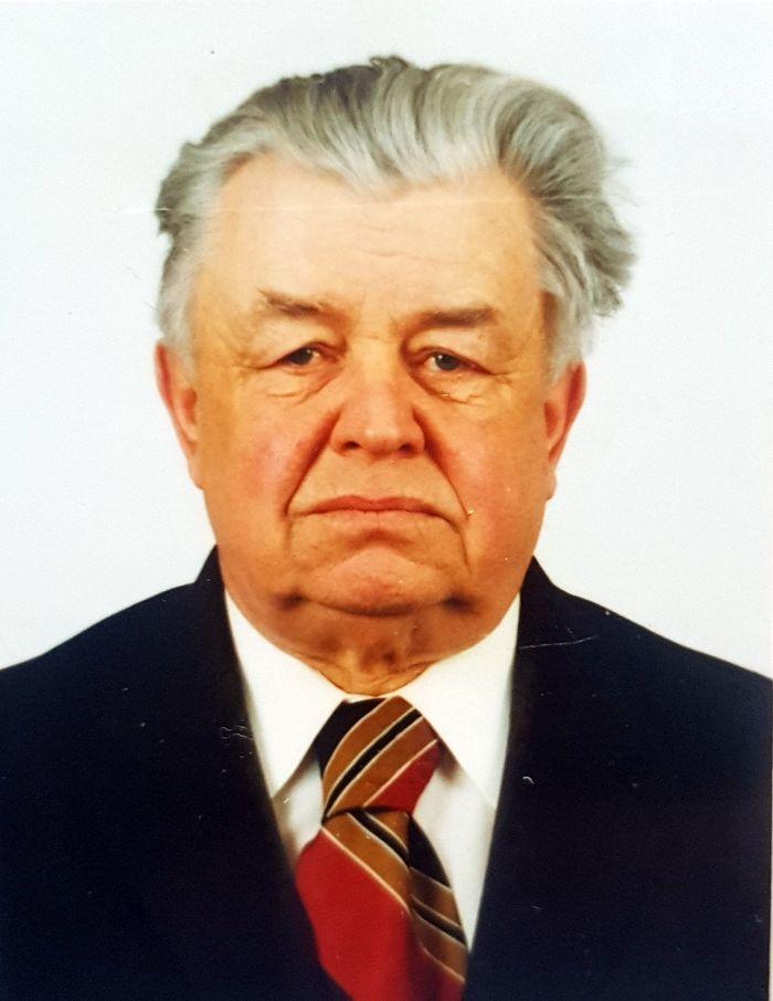 Виктор Иванович Воробей. Фото: семейный архив