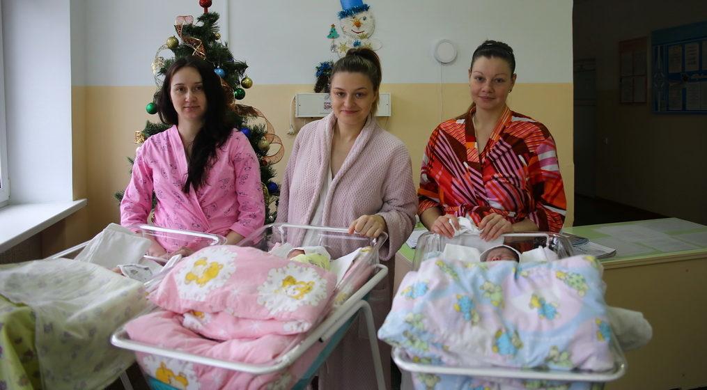 Сколько детей родилось 1 января 2020 года в Барановичах и кто стал первым ребенком?