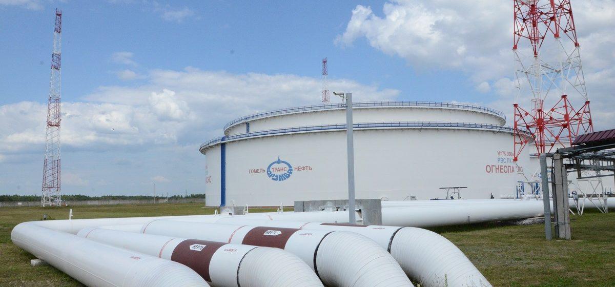 Источники: власти Беларуси готовы приостановить транзит российской нефти в Европу