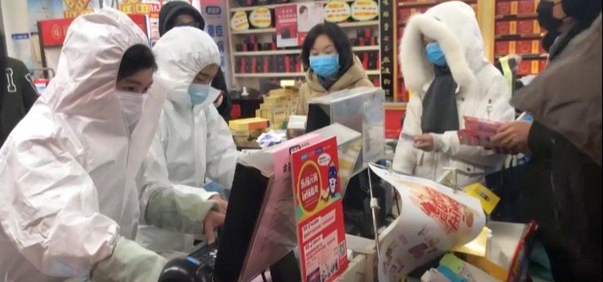 Первые два случая заражения коронавирусом выявили в России