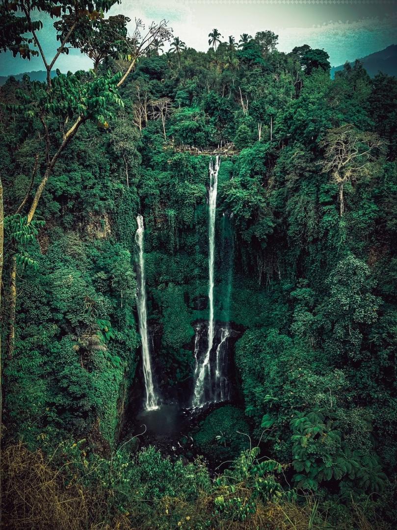 Водопад Секумпул, Бали. Фото: архив Максима БУЛАША