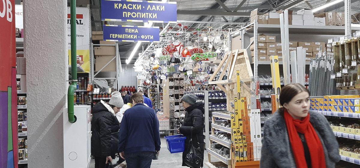 В Барановичах откроют еще один строительный гипермаркет