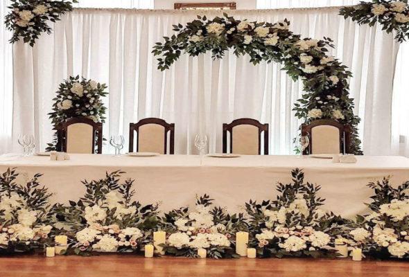 На свадьбе прекрасным должно быть все
