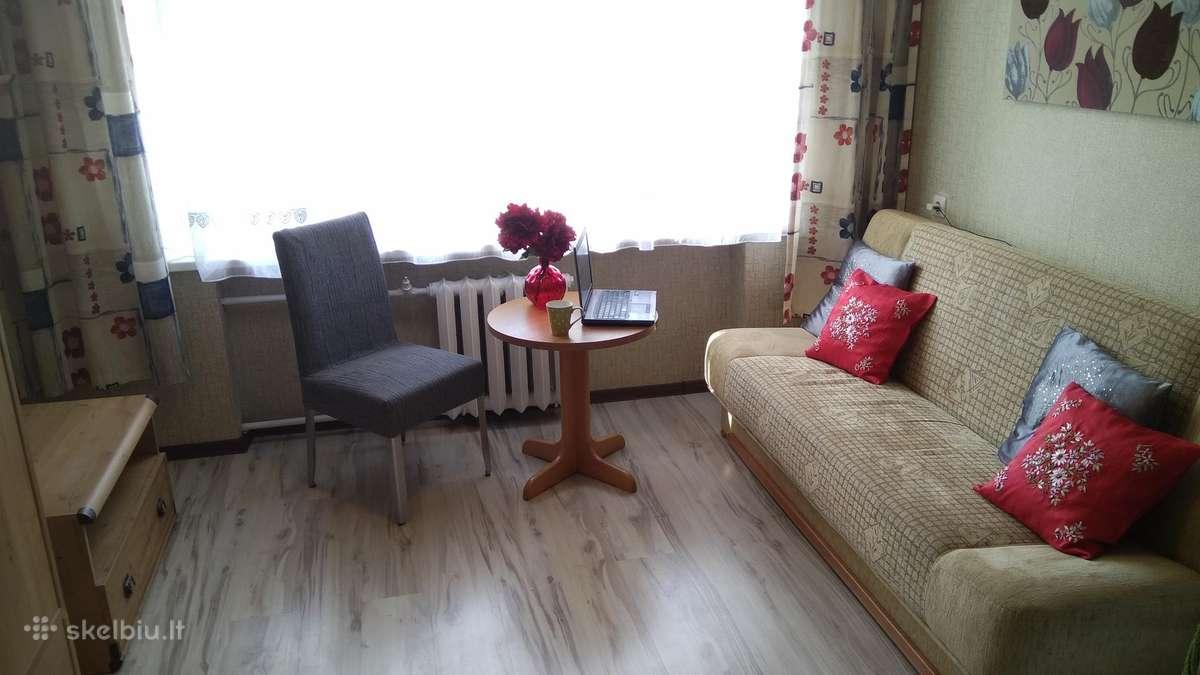 Квартира в Клайпеде с мебелью. Фото: aruodas.lt