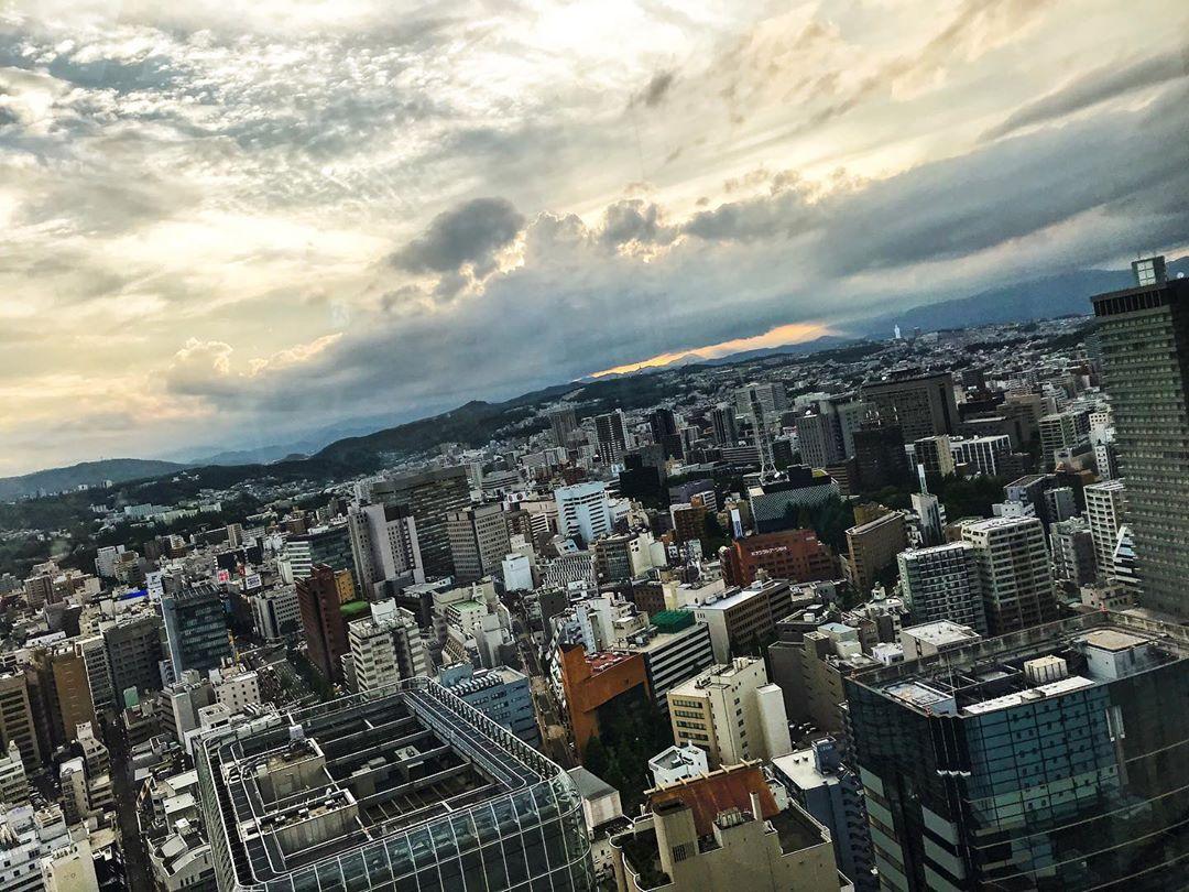 Сендай, Япония. Фото: личный архив Алины СЕВЕЦ