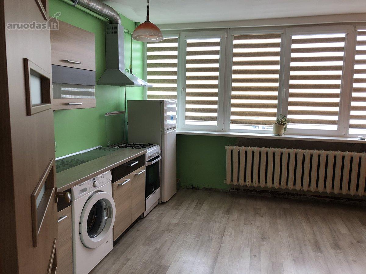 Квартира в Паневежесе. Фото:  Фото: aruodas.lt