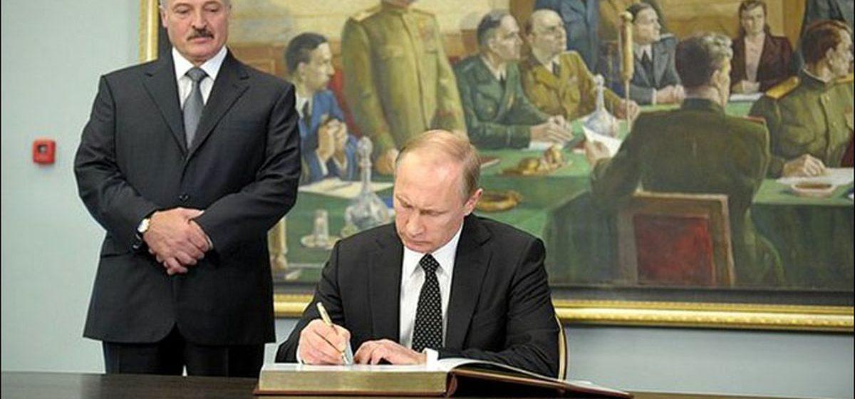 Решение Путина — плохая или хорошая новость для белорусов?