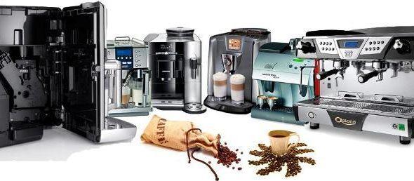 Причины поломок, обслуживание и ремонт кофемашин