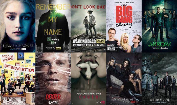 Десять самых ожидаемых сериалов января