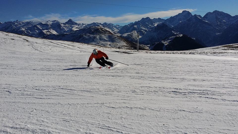 В Словакии погиб 28-летний белорус: во время спуска он столкнулся с другим лыжником