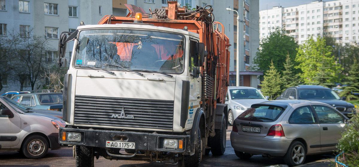 «Будет более справедливо». В Беларуси хотят по-новому рассчитывать плату за вывоз мусора