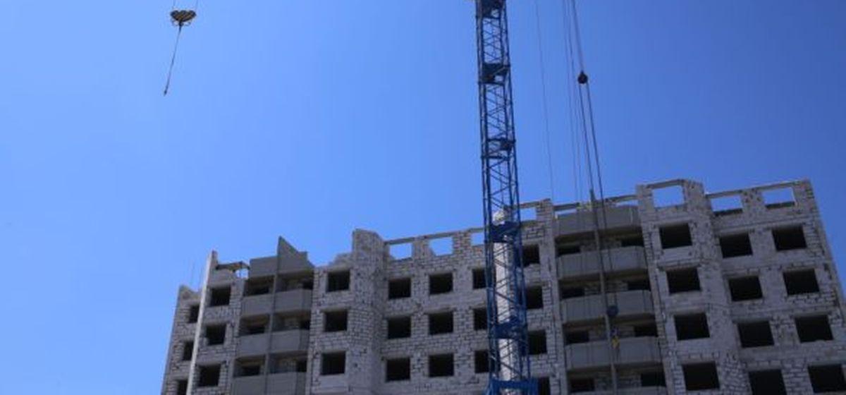На улице Бадака в Барановичах построят новые пятиэтажки. Закончилось общественное обсуждение проекта