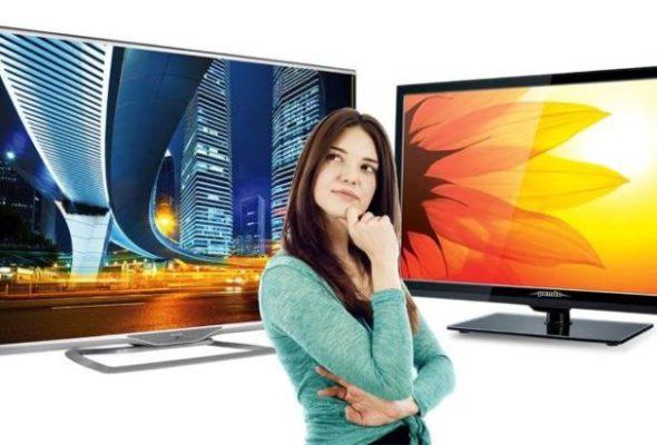 Телевизор с большим экраном – это комфортный просмотр, четкая картинка и ощущение присутствия в центре событий