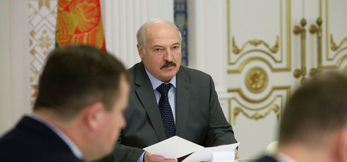 Лукашенко: Вы мне доложите, что сделано для того, чтобы Россия выполняла обязательства