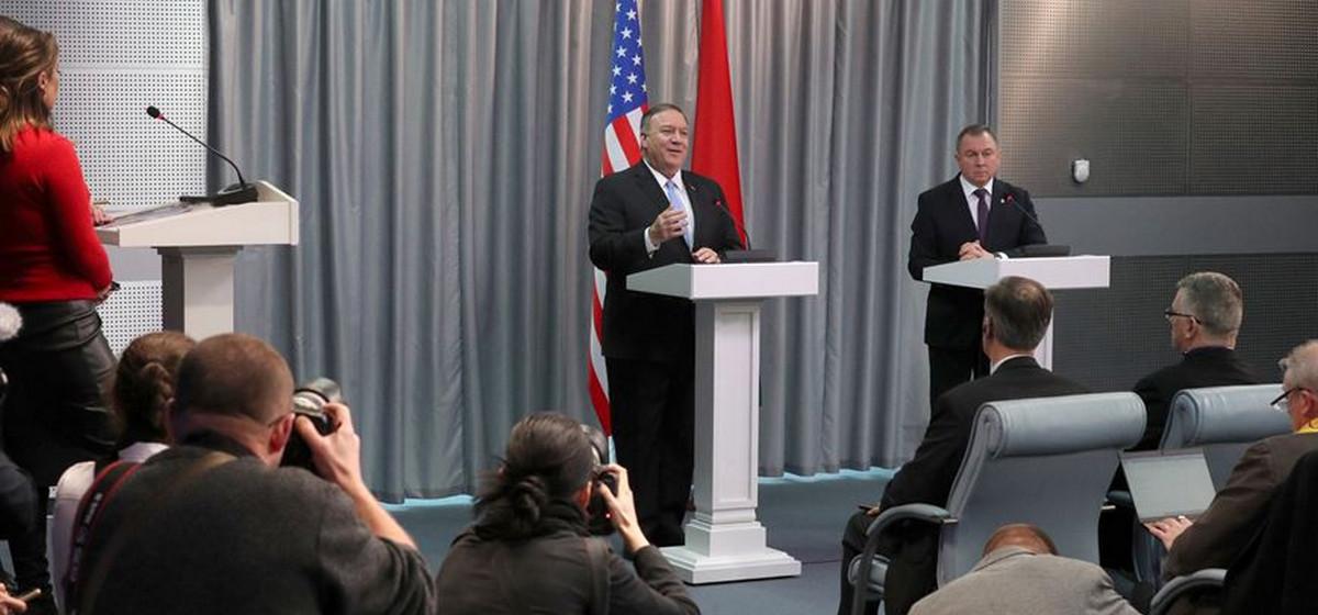 США готовы обеспечить Беларусь энергоресурсами на 100% и по конкурентным ценам