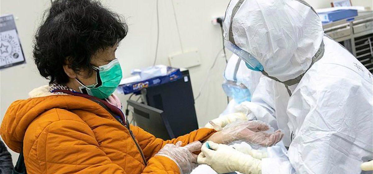 Тест на коронавирус дал положительный результат у жительницы Витебщины. Она приехала из Италии