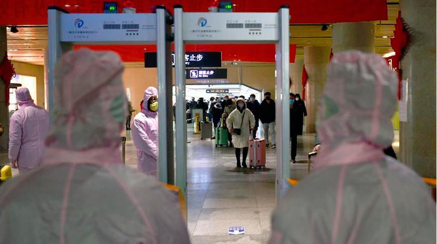 Число жертв коронавируса в Китае растет и достигло 1770 человек