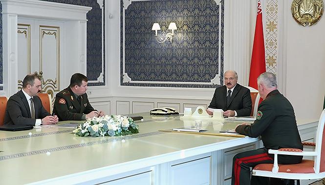 Лукашенко о ситуации на белорусской границе: «Вызовов и угроз не становится меньше»