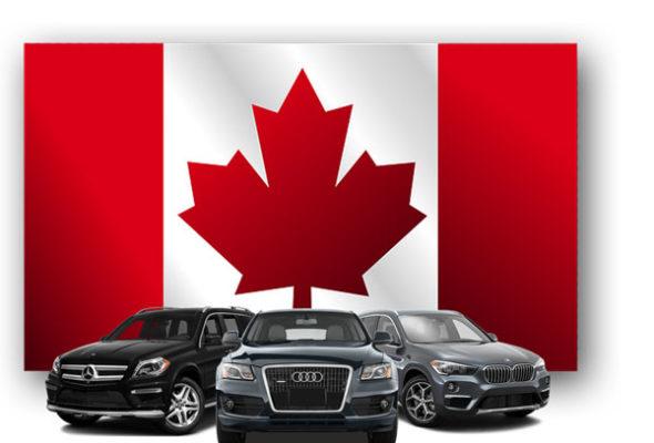 Доставка авто из США и Канады