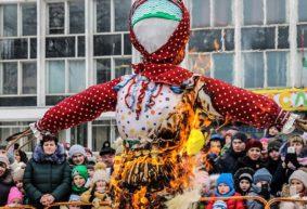 Полная программа мероприятий на Масленицу-2020 в Барановичах