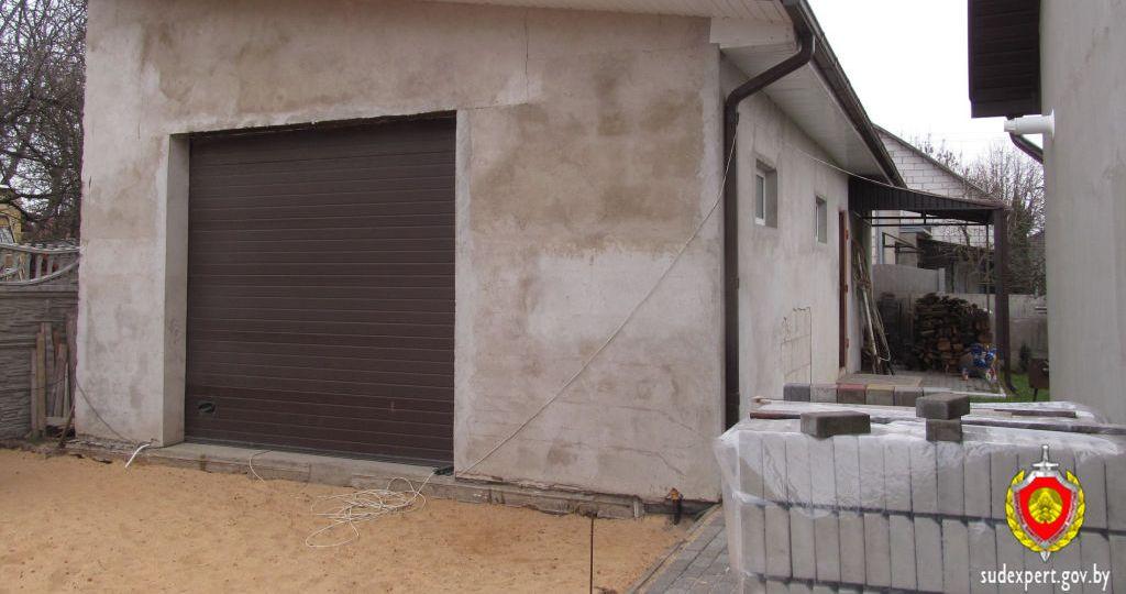 В Барановичах из гаража украли 250 бит
