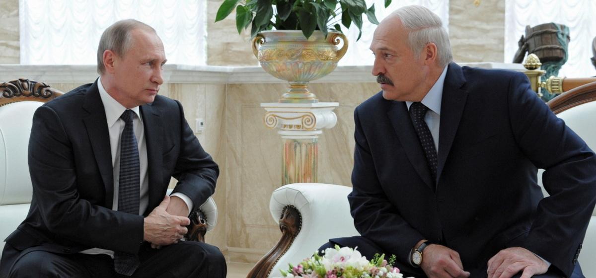 Лукашенко приедет в Россию 14 сентября. Пресс-конференция и подписание документов не планируются