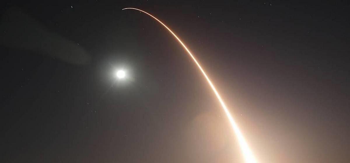 США «нанесли» ядерный удар по России