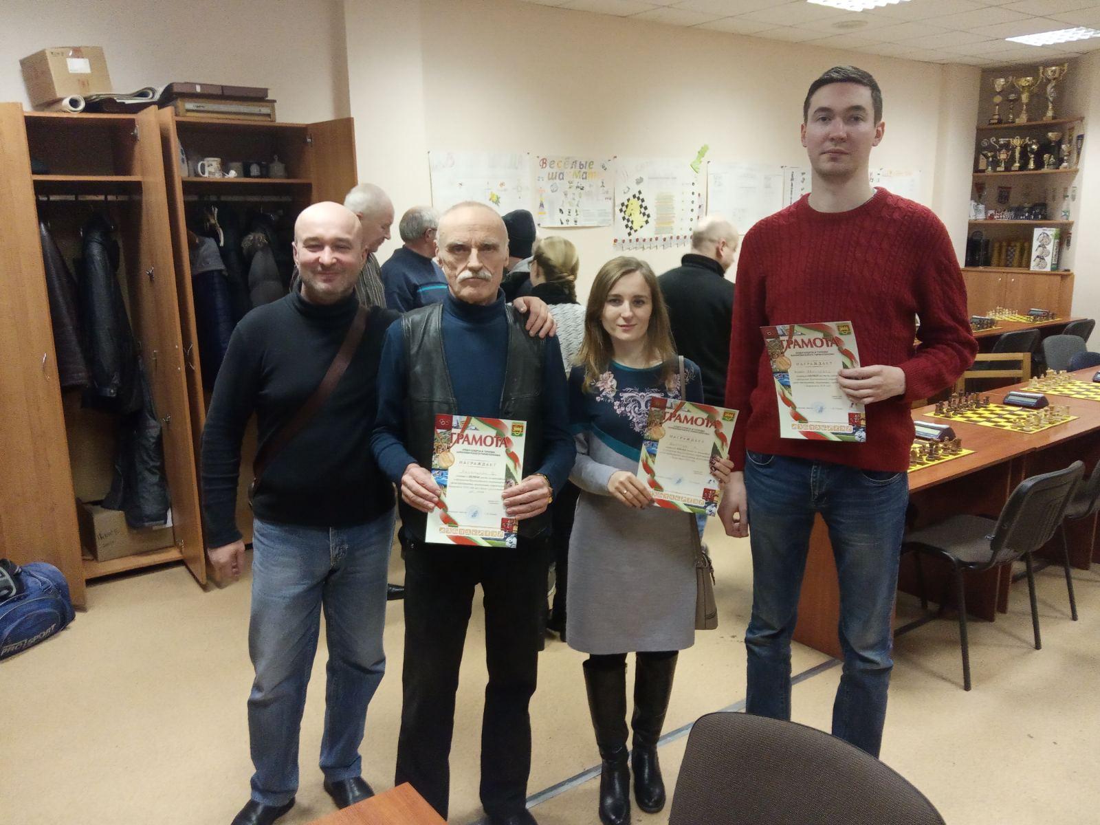 Работники авиазавода – победители командного зачета. Фото: оргкомитет Спартакиады
