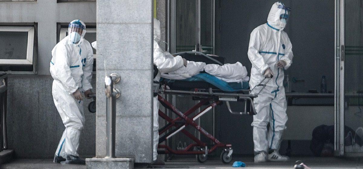 В Гонконге бастуют медики. Они требуют закрыть границу для приезжих с материкового Китая