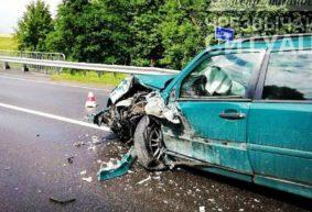 Вынесли приговор водителю, по вине которого в ДТП под Барановичами пострадал его 4-летний сын