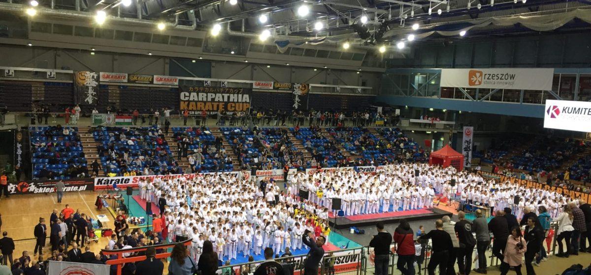 Кто из барановичских каратистов стал призером международного турнира в Польше?