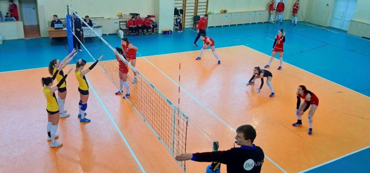 Волейболистки «Атланта-БарГУ» разгромили соперников в Орше