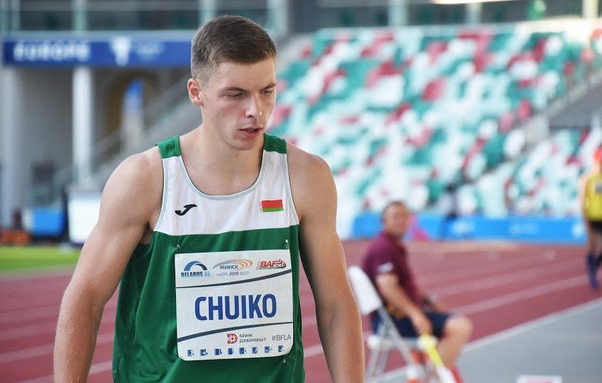 Сколько золотых наград завоевали барановичские легкоатлеты на первенстве Беларуси?
