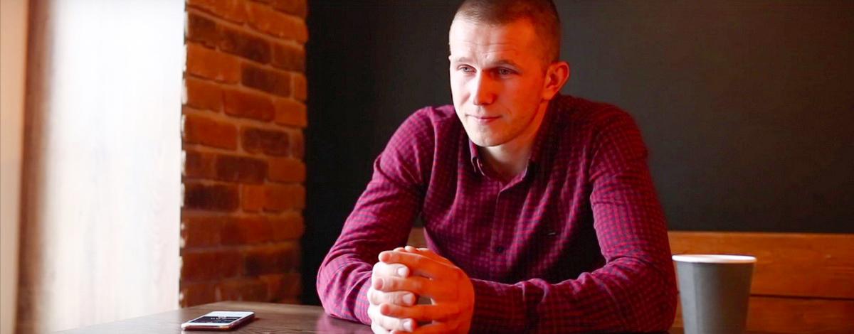 Основатель сети пиццерий #ЭТОПИЦЦА в Барановичах Валерий Юрко. Фото: архив Валерия ЮРКО