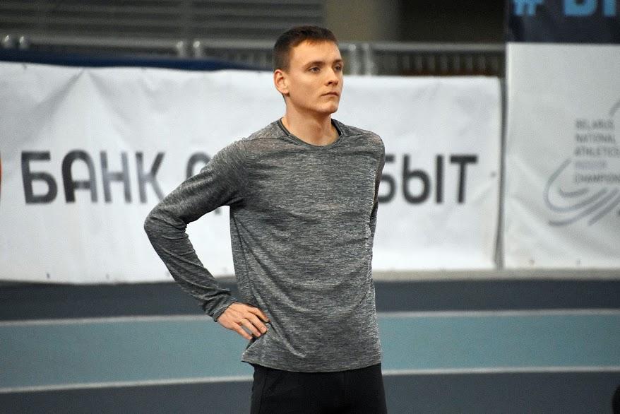 Андрей Чурило в секторе. Фото: Вячеслав ПАТЫШ (БФЛА)