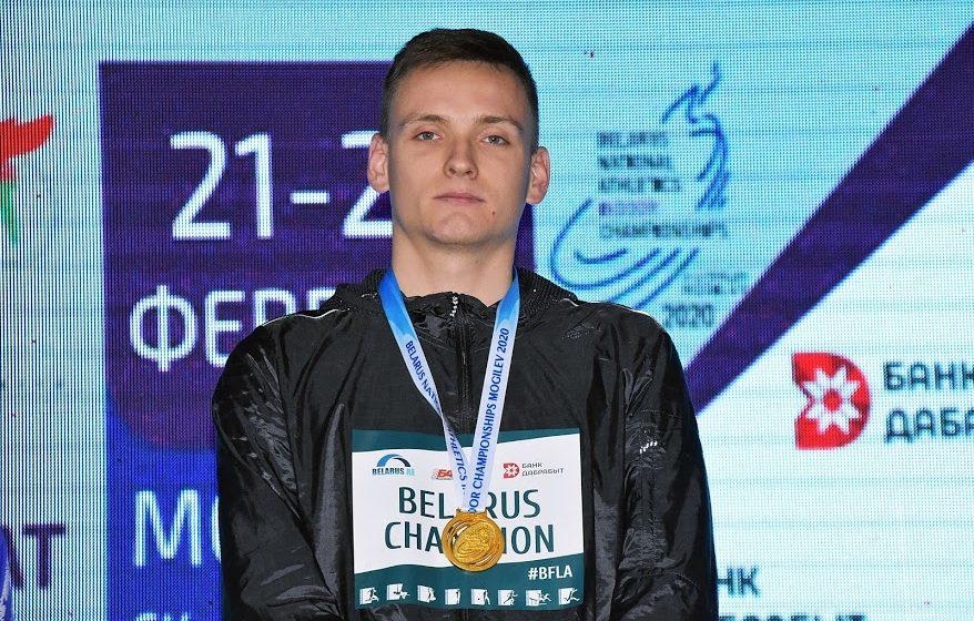 Воспитанники барановичской легкой атлетики завоевали медали чемпионата Беларуси. Кто удачно выступил?